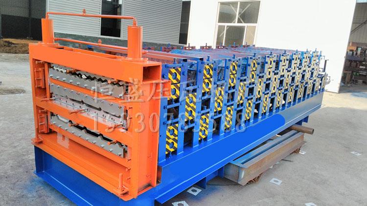 840-900-850三层压瓦机
